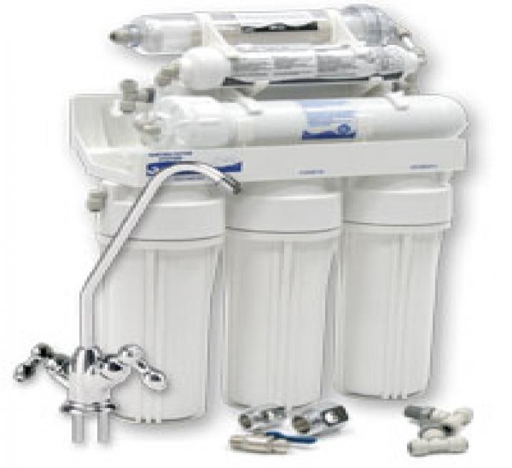 ОБРАТНЫЙ ОСМОС Aquafilter FRO8JGM