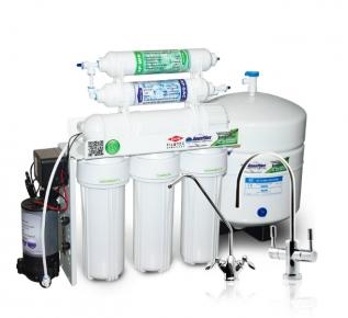 Система зворотного осмосу AquaPlus Lux 6 Pump